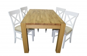 stol debowy-olejowany
